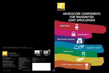 Download brochure as PDF - Nikon Instruments