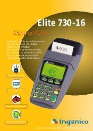 Elite 730-16 - Codeo