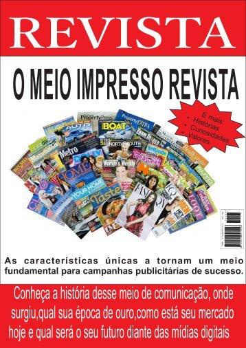 O MEIO IMPRESSO REVISTA
