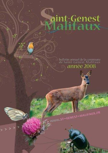 télécharger le PDF - 4,8 MO - Saint-Genest-Malifaux