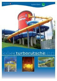 Technische Angaben - Klarer Freizeitanlagen AG