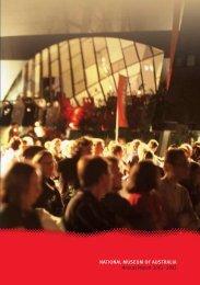 Annual Report 2001-02 - National Museum of Australia