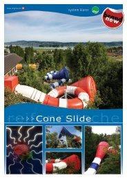 Cone Slide - Klarer Freizeitanlagen AG