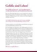 Broschüre ein - Gefässforum Österreich - Seite 3