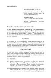 Sentencia T-048/13 - ACRIP Nacional