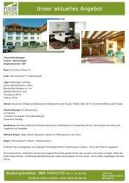 Therme Bad Kissingen - Eventreisen - Trierischer Volksfreund