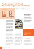Preventive explosion and fire protection using HEBEL ... - Xella UK - Page 4