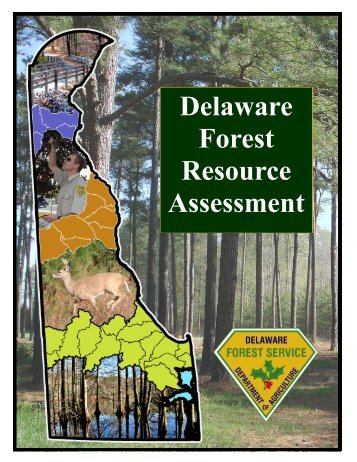 DFS Resource Assessment - Delaware Department of Agriculture