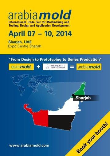 April 07 – 10, 2014 - EuroMold