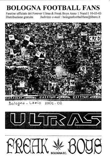 fanza n°11 - Forever Ultras 1974