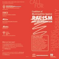 information brochure - Alberta Human Rights Commission