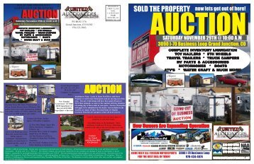 AUCTION AUCTION - United Auctioneers