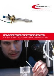 monodisperser tropfengenerator - Pulp and Paper Technology