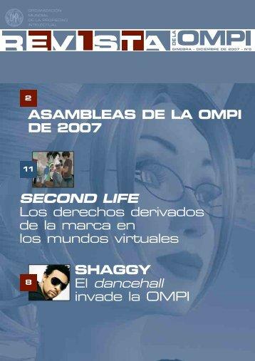 Número 6/2007 - WIPO