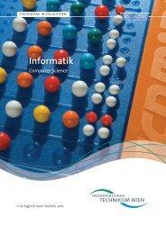 Bachelorstudiengang: Informatik