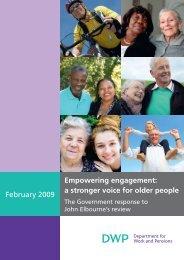 Empowering engagement - Monitoring RIS website