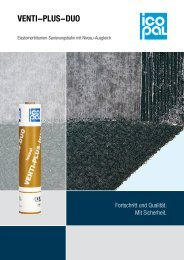 VENTI-PLUS-DUO - Icopal GmbH