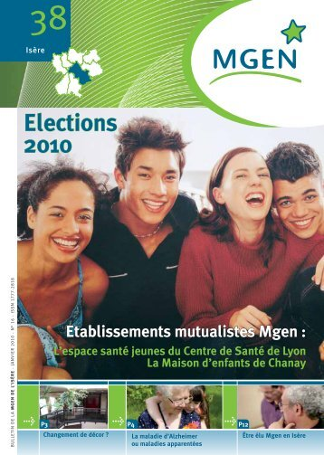 Elections 2010 - MGEN