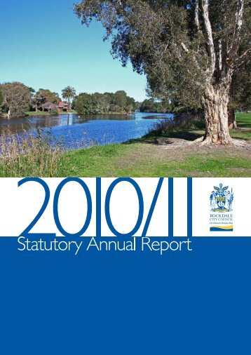 Annual Report 2010 - Rockdale City Council - NSW Government