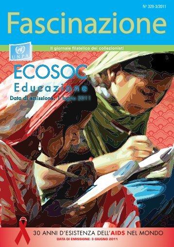 ECOSOC - United Nations Postal Administration