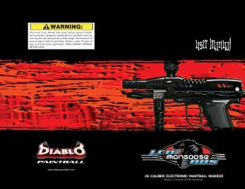 Mong Bbs Lcd Manual - Paintball Solutions