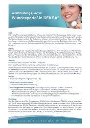 Wundexperte 2013 - Informations- & Anmeldeformular (pdf 590 kB)