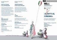 una rassegna - Centro Studi Ettore Luccini
