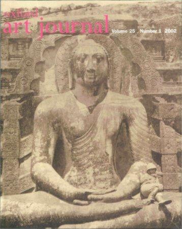 Front Matter (PDF) - Oxford Art Journal - Oxford Journals