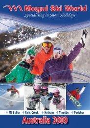 Australia 2009 - Mogul Ski World