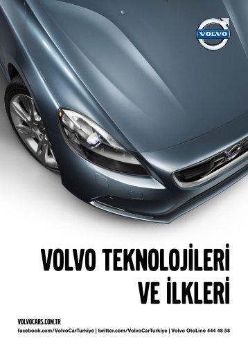 İndirmek için tıklayın. - Volvo