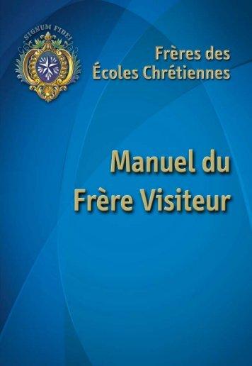 Manuel du Frère Visiteur