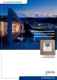 EIB-Sensor future - Busch-Jaeger Elektro GmbH