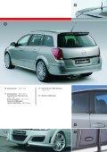 Astra · Astra Caravan Astra GTC · Astra TwinTop - Irmscher - Seite 5