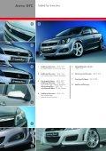 Astra · Astra Caravan Astra GTC · Astra TwinTop - Irmscher - Seite 6