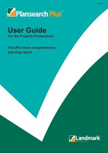 User Guide - Landmark