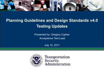 Planning Guidelines & Design Standards (PGDS) - ACConline.org