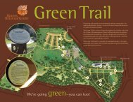 GreenTrail - Queens Botanical Garden