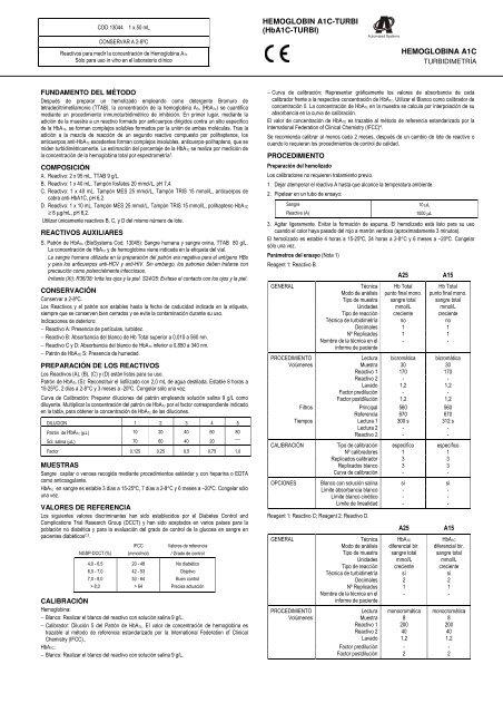 hemoglobina glicosilada valores de referencia