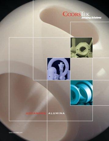 alumina advanced - CoorsTek