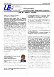 Ausgabe 2003 - Fachgebiet Leistungselektronik und Elektrische ...