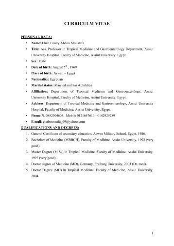 Tropical Medicine and Gastroenterology - VISB