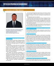 Mike Watson - Digital Learning Environments