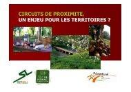 Restitution - Réseau Rural Français