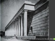 Paul Ludwig Troost, House of German Art, Munich, 1934-6