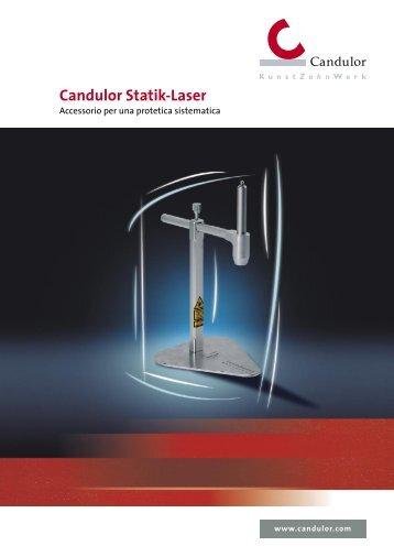 Brochure Candulor Statik-Laser