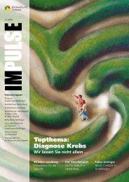 Topthema: Diagnose Krebs - Klinikverbund Südwest Gmbh