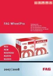 2007/2008 FAG WheelPro - MotoFocus