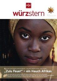 """""""Zulu Feuer"""" — ein Hauch Afrikas - Prowana"""