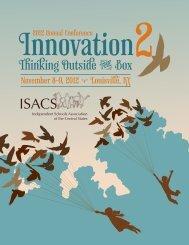 Thinking Outside Box - isacs
