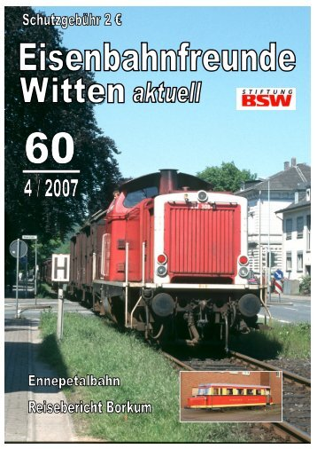 Download als PDF (2,9 MB) - Eisenbahnfreunde Witten